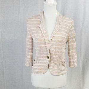 American rag sweater/blazer